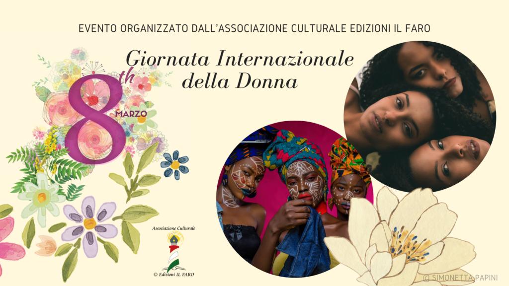 8 marzo festa della donna evento online
