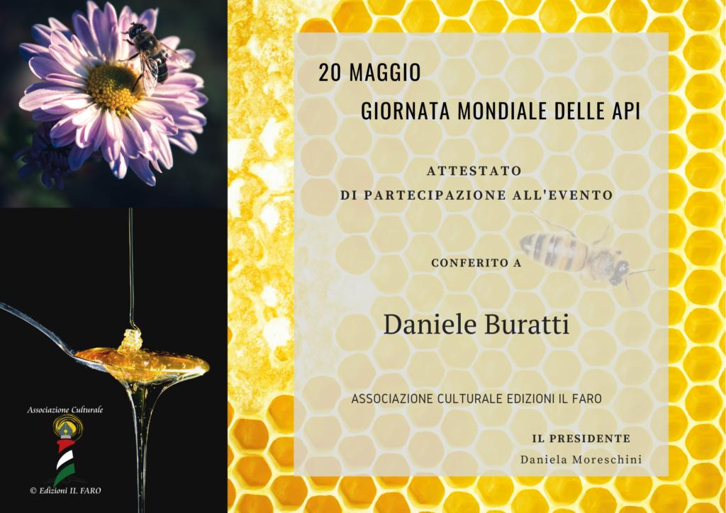 Eventi giornata delle api associazione culturale edizioni il faro