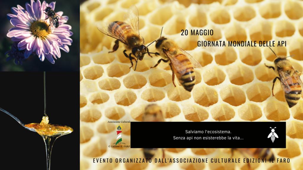 Giornata delle api associazione culturale edizioni il faro